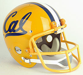California Golden Bears 1978-80 Authentic Vintage Full Size Helmet