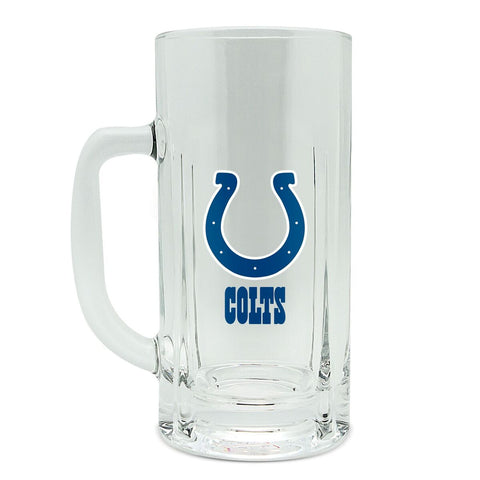Indianapolis Colts 20oz High Glass Kraft Mug