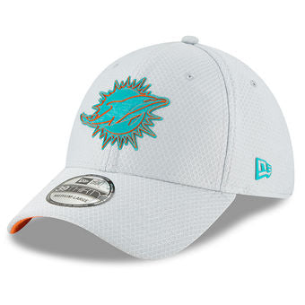 Miami Dolphins 2018 Training Camp Official 39THIRTY Flex Cap