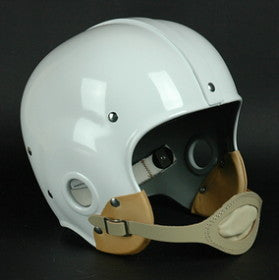 Miami Hurricanes 1950-57 Authentic Vintage Full Size Helmet