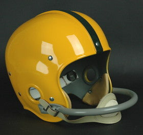 Miami Hurricanes 1955-56 Authentic Vintage Full Size Helmet