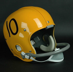 Miami Hurricanes 1959-63 'George Mira' Authentic Vintage Full Size Helmet