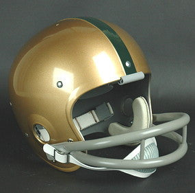 Miami Hurricanes 1964-68 Authentic Vintage Full Size Helmet