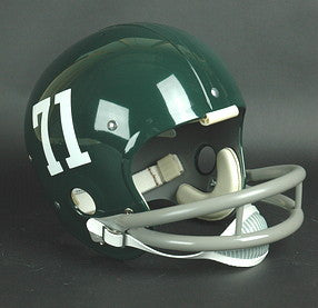 Miami Hurricanes 1971 Authentic Vintage Full Size Helmet