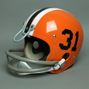 Illinois Fighting Illini 1965-70 'Jim Grabowski' Vintage Full Size Helmet