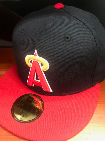 California Angels 1989-92 Cooperstown 59FIFTY Cap