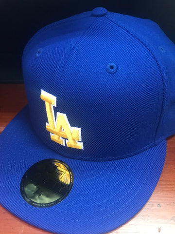 Los Angeles Dodgers New Era 59Fifty 'UCLA Bruins Themed' Cap