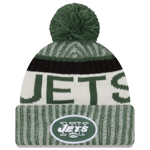New York Jets 2017 Official Sideline Beanie