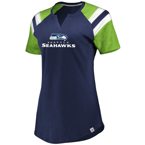 Seattle Seahawks Ultimate Fandom Ladies Shirt