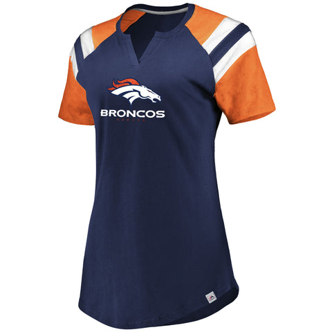 Denver Broncos Ultimate Fandom Ladies Shirt