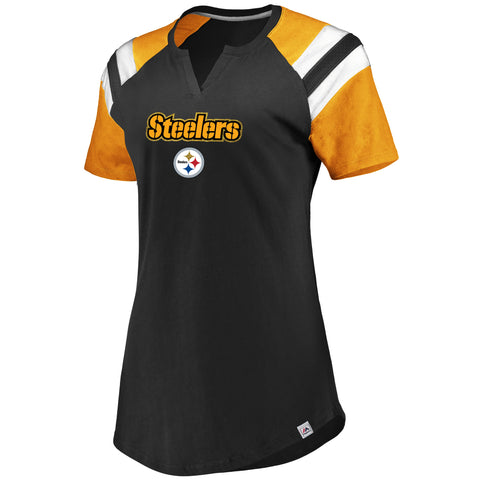 Pittsburgh Steelers Ultimate Fandom Ladies Shirt