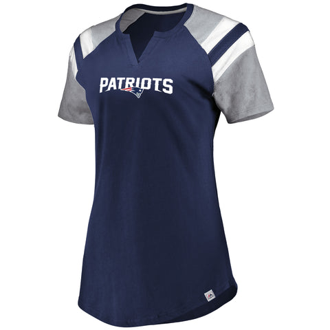 New England Patriots Ultimate Fandom Ladies Shirt