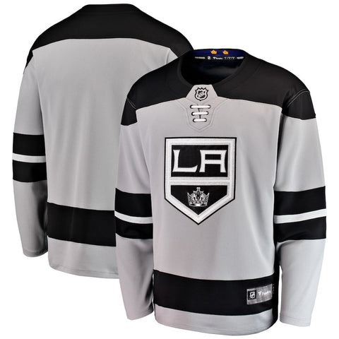 Los Angeles Kings Alternate Grey Breakaway Jersey