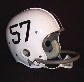 Kansas State Wildcats 1957 Authentic Vintage Full Size Helmet
