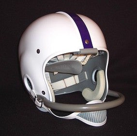 Kansas State Wildcats 1958-63 Authentic Vintage Full Size Helmet