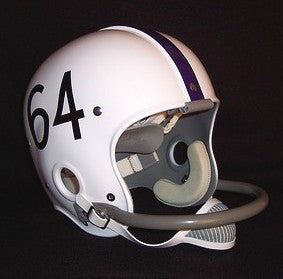 Kansas State Wildcats 1964-65 Authentic Vintage Full Size Helmet