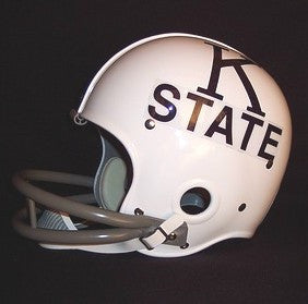 Kansas State Wildcats 1966 Authentic Vintage Full Size Helmet