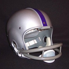 Kansas State Wildcats 1967-68 Authentic Vintage Full Size Helmet