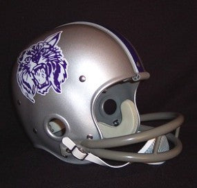 Kansas State Wildcats 1969 Authentic Vintage Full Size Helmet