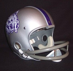 Kansas State Wildcats 1970-71 Authentic Vintage Full Size Helmet