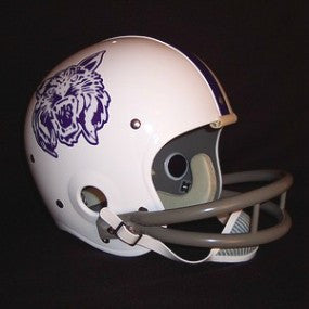 Kansas State Wildcats 1974 Authentic Vintage Full Size Helmet