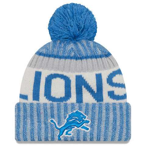 Detroit Lions 2017 Official Sideline Beanie
