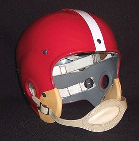 Nebraska Cornhuskers  1953-56 Authentic Vintage Full Size Helmet
