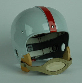 Ohio State Buckeyes 1954-55 '1954 National Champs / 1955 Heisman - Howard Cassady' Authentic Vintage Full Size Helmet