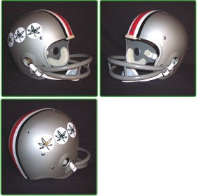 Ohio State Buckeyes 1968-Current '1968 & 1970 National Champs' Authentic Vintage Full Size Helmet