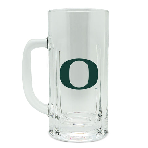 Oregon Ducks 20oz High Glass Kraft Mug