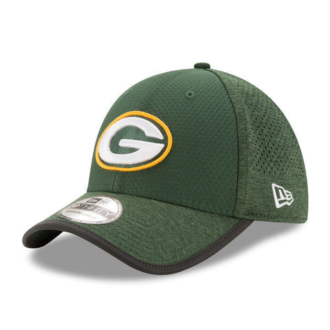 Green Bay Packers 2017 Training Camp Official 39THIRTY Flex Cap