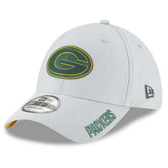 Green Bay Packers 2018 Training Camp Official 39THIRTY Flex Cap