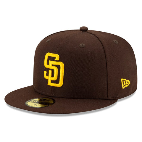 San Diego Padres Authentic 59Fifty Game Cap
