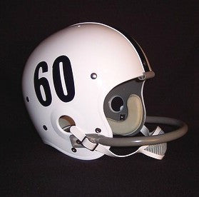 Penn State Nittany Lions 1960-61 Authentic Vintage Full Size Helmet