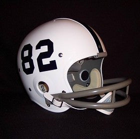 Penn State Nittany Lions 1967-74 'Ted Kwalick Authentic' Vintage Full Size Helmet
