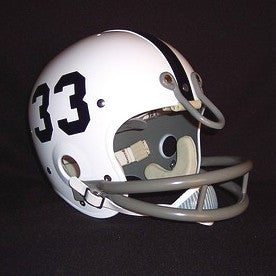 Penn State Nittany Lions 1967-74 'Jack Ham' Authentic Vintage Full Size Helmet