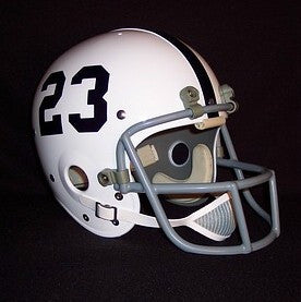 Penn State Nittany Lions 1967-74 'Lydell Mitchell' Authentic Vintage Full Size Helmet