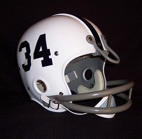Penn State Nittany Lions 1967-74 'Franco Harris' Authentic Vintage Full Size Helmet