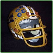 Pittsburgh Panthers 1981-82 Authentic Vintage Full Size Helmet