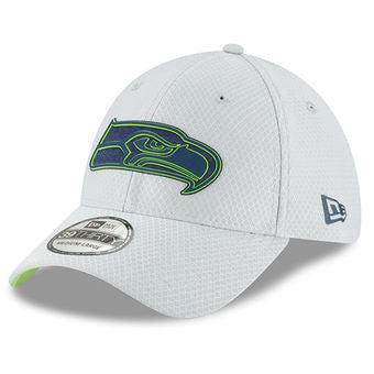 Seattle Seahawks 2018 Training Camp Official 39THIRTY Flex Cap