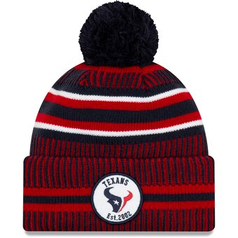 Houston Texans 2019 Official Home Sideline Beanie