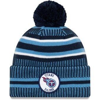 Tennessee Titans 2019 Official Home Sideline Beanie