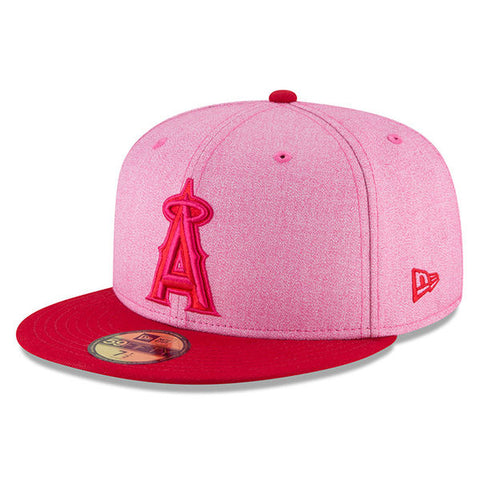 Los Angeles Angels 2018 New Era 59FIFTY Mother's Day Cap