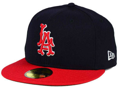 Los Angeles Angels 1961-64 Cooperstown 59FIFTY Cap