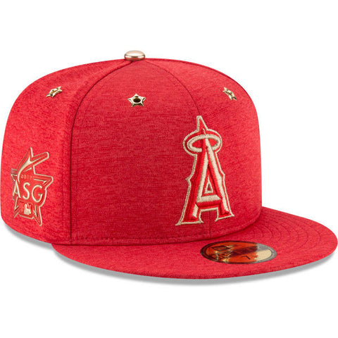 Los Angeles Angels 2017 New Era 59FIFTY On-Field All-Star Game Cap