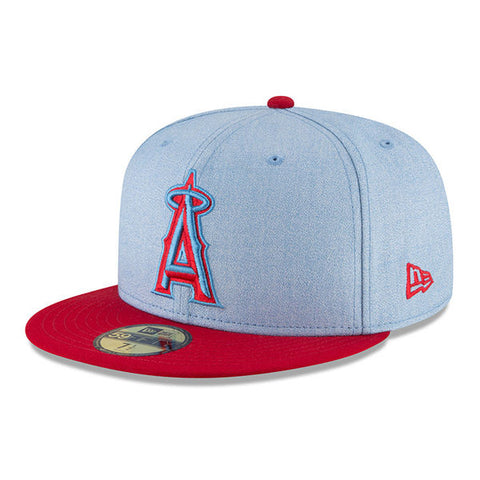 Los Angeles Angels 2018 New Era 59FIFTY Father's Day Cap