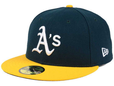 Oakland Athletics 59fifty Home Game Cap