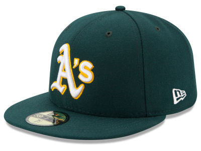 Oakland Athletics 59fifty Road Game Cap