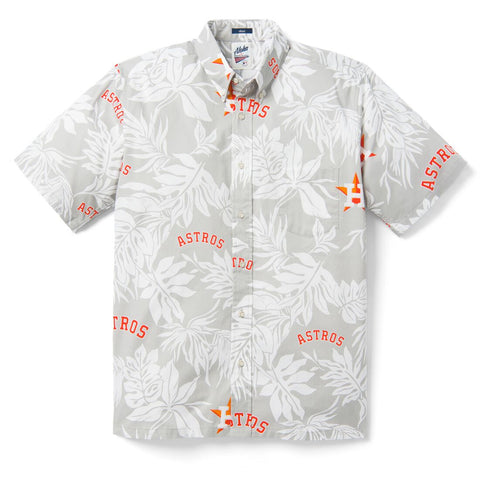 Houston Astros 2020 Reyn Spooner Aloha Shirt