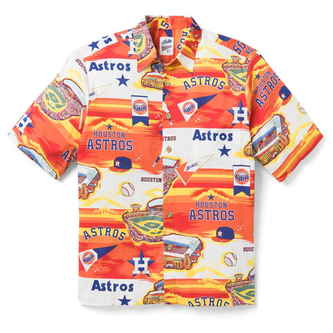 Houston Astros 2020 Reyn Spooner Hawaiian Shirt